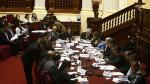 Carlos Herrera desvirtuó las observaciones de la Contraloría sobre la Línea 2 del Metro de Lima ante la Comisión de Fiscalización. (Renzo Salazar/Perú21)