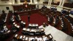 Estos congresistas integran las comisiones de Ética y Levantamiento de Inmunidad Parlamentaria - Noticias de juan carlos espinoza