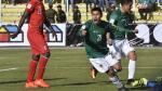 Perú cayó 2-0 ante Bolivia y el sueño mundialista está cada vez más lejano [Fotos y video] - Noticias de irven avila