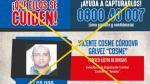 'Los más buscados': Capturan en Ecuador a peruano acusado de liderar banda dedicada al narcotráfico - Noticias de polícia antidrogas