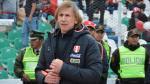 """Selección peruana: Ricardo Gareca aseguró que resultado ante Bolivia por las Eliminatorias es """"excesivo"""" - Noticias de cesar ortiz"""