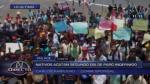 Paro indefinido por derrames de petróleo en Loreto llega a su segundo día - Noticias de empresas petroleras