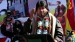 Evo Morales anuncia que castigará con cárcel el cultivo ilegal de coca - Noticias de victor cardenas