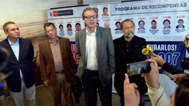 Trujillo ministro del interior presenta barrio seguro for Cambios en el ministerio del interior