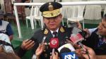 Piura: General Dennis Pinto arremetió contra Carlos Basombrío por pase al retiro - Noticias de jorge pinto