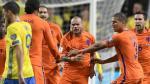 Holanda empató 1-1 contra Suecia en su primer partido en Eliminatorias Rusia 2018 [Fotos y video] - Noticias de wesley sneijder
