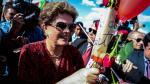 Brasil: Dilma Rousseff dejó residencia presidencial con 'baño de popularidad' [Fotos] - Noticias de brasilia philip leite