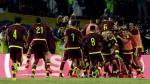 Argentina igualó 2-2 ante Venezuela y rescató un punto de visita en las Eliminatorias [Fotos y video] - Noticias de juan pablo angel