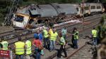 España: Al menos 4 muertos y 47 heridos en descarrilamiento de tren [Fotos y video] - Noticias de mariano rajoy