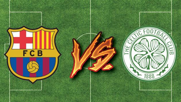 A qu hora juega barcelona ante celtic por la champions for En que canal juega el barcelona