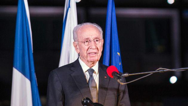 Shimon Perez fue el noveno presidente de Israel. (AFP)