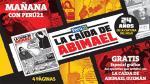 'La caída de Abimael': Perú21 trae este domingo cómic sobre captura del cabecilla de Sendero Luminoso - Noticias de suplemento especial