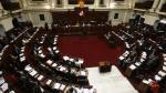 Ponen en debate proyecto para sancionar a congresistas tránsfugas - Noticias de montesinos torres