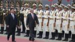 PPK se reunió con Xi Jinping en el Gran Palacio del Pueblo - Noticias de vía expresa