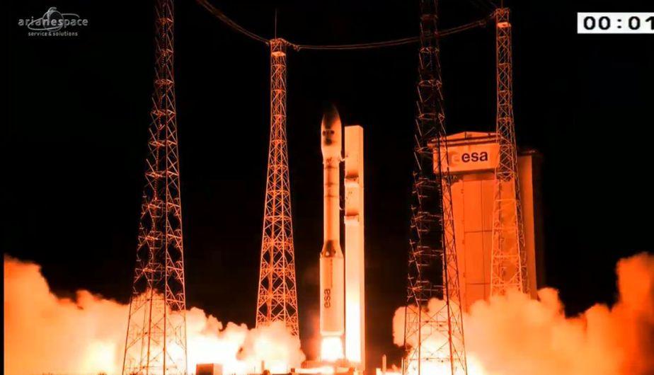 Perú lanza primer satélite de observación submétrico de América Latina 402301