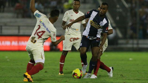 Alianza Lima vs. Universitario de Deportes EN VIVO se enfrentan por la Liguilla B. (USI)