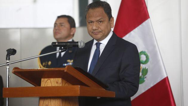 """Ministro adelantó que su sector está realizando un  """"diagnóstico de todo el sistema de salud"""". (Perú21)"""
