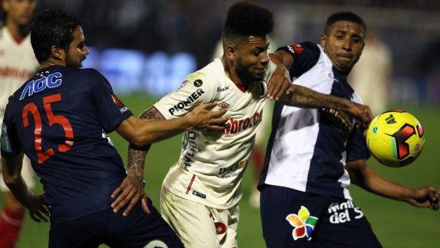 Alianza Lima reclamará en mesa los puntos del clásico ante Universitario de Deportes. (Andina)