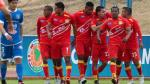 Sport Huancayo empató 1-1 ante Sol de América y quedó eliminado de la Copa Sudamericana [Fotos y video] - Noticias de silva paredes