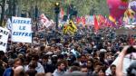 Francia: Miles protestan contra la reforma laboral [Fotos] - Noticias de cecile baudier