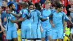 Manchester City goleó 4-0 al Bournemouth por la Premier League. (AFP)