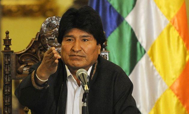 Evo Morales prepara encuentro con PPK. (Difusión)
