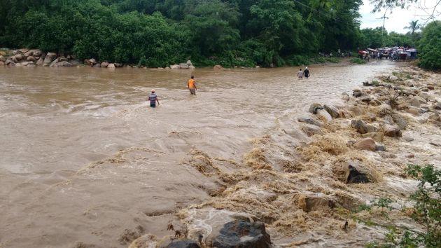 Amazonas, Loreto, San Martín y Ucayali son los departamentos afectados por las constantes lluvias. (Imagen referencial/Perú21)