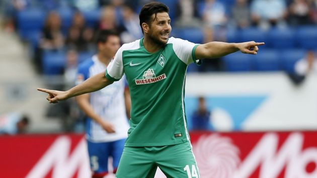Claudio Pizarro sigue lesionado. (EFE)
