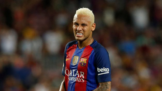 El Barcelona anunció oficialmente el fichaje de Neymar en 2013. (Reuters)