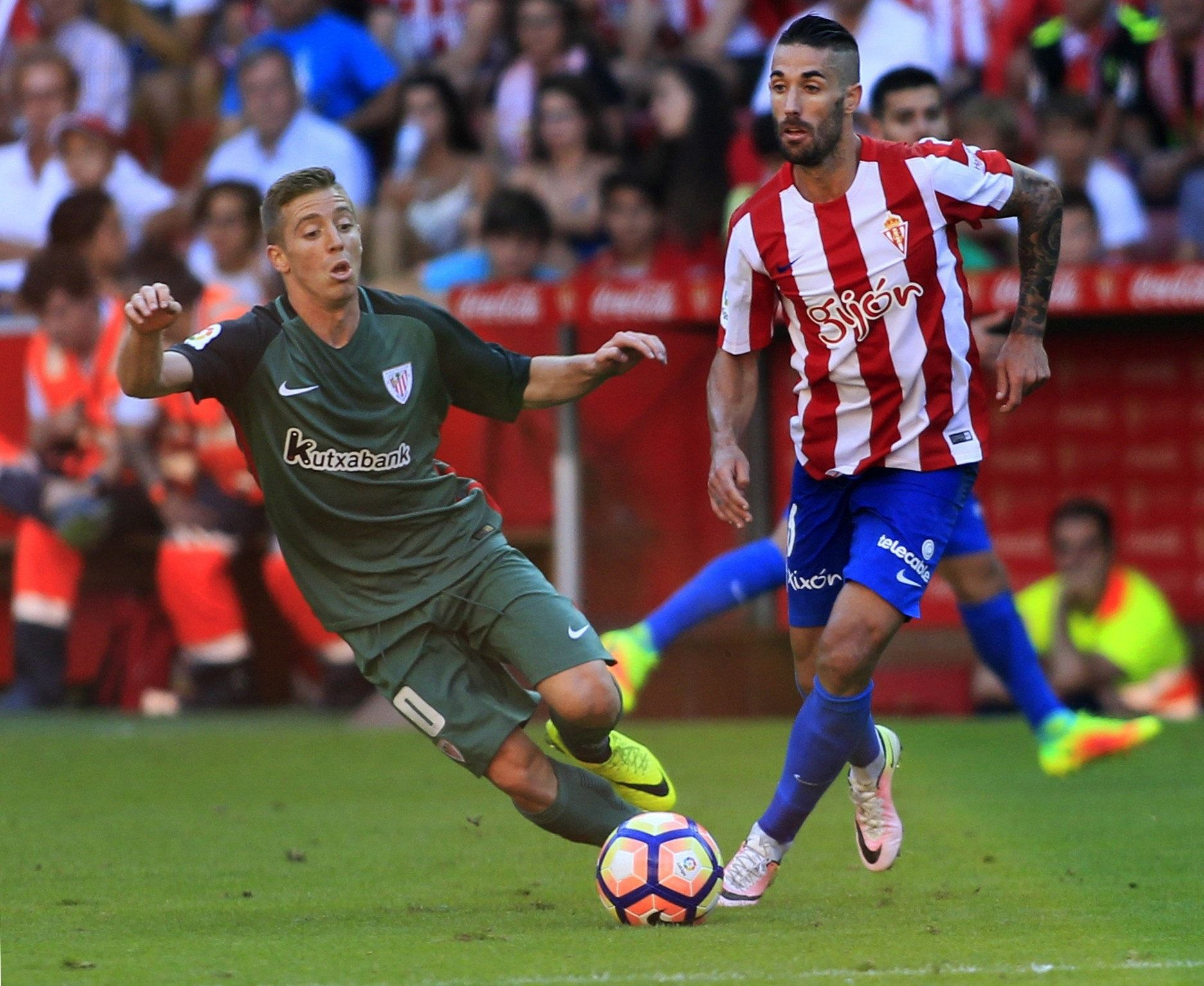 Barcelona vs Sporting Gijón EN VIVO