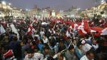 'Ni un sol menos': Hoy es la marcha contra fallo sobre reducción de sueldo - Noticias de ey