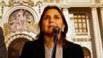 Marisol Pérez Tello se presentará este viernes ante la Comisión de Presupuesto del Congreso - Noticias de marisol espinoza