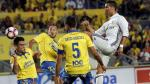 Real Madrid igualó 2-2 con Las Palmas y Barcelona lo acecha en la punta de la Liga española [Fotos] - Noticias de sporting charleroi