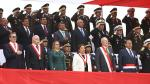 Día de las Fuerzas Armadas: Así se vivió la ceremonia castrense [Fotos] - Noticias de distrito de san marcos
