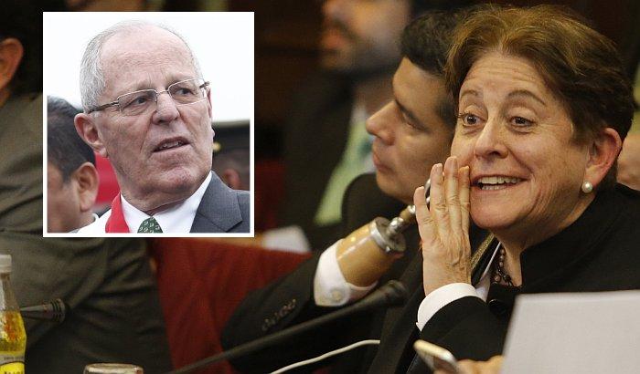 Conoce las reacciones de los parlamentarios a las frases de PPK sobre las drogas. (Perú21)