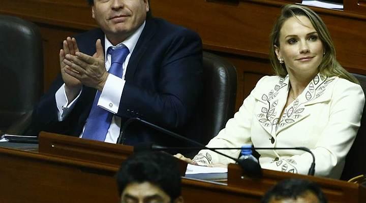 Luciana León asumió el cargo de tercera vicepresidenta del Congreso