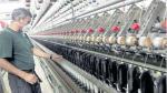 Buscan mejorar. Productores del sector textil buscan implementar más tecnología en sus procesos. (USI)