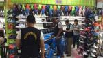 Se intervinieron 215 puestos de venta. (Andina)