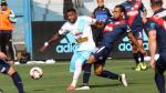 Sporting Cristal perdió 2-0 ante Municipal por la Liguilla A [Fotos y video] - Noticias de sergio gallardo