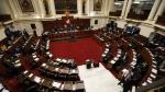 Congreso debatirá dictamen esta mañana. (Perú21)