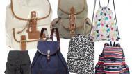 Las mochilas y carteras son los accesorios son unos de los accesorios más solicitados por las mujeres. (www.zancada.com)