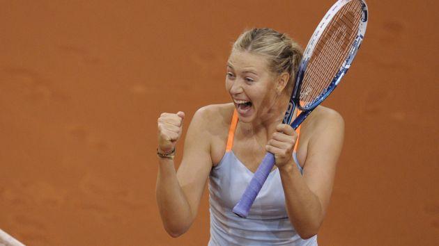 Maria Sharapova volverá a las canchas en abril de 2017. (AFP)