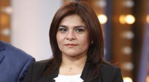 Ex congresista Esther Capuñay renunció a las filas de Solidaridad Nacional
