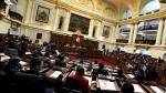 Congreso de la República cambia de opinión un año después. (USI)