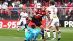 Sao Paulo vs. Flamengo: Duelo entre Palo Guerrero y Christian Cueva terminó sin goles [Fotos] - Noticias de denis cruz