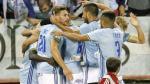 Barcelona perdió 4-3 ante el Celta de Vigo y cayó al cuarto lugar de la Liga española [Fotos y video] - Noticias de sergio busquets