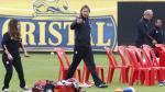 Selección peruana: Ricardo Gareca repetiría el once que propuso contra Ecuador - Noticias de luis benavente