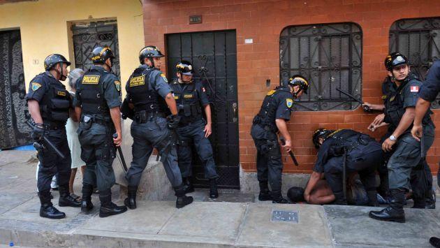 Decomisan cerca de 7 mil ketes de pasta de básica de cocaína tras operativo antidrogas en Lima. (Trome|Fotoreferencial)
