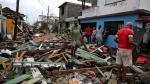 Huracán Matthew azota Bahamas y avanza a Estados Unidos dejando varios muertos en el Caribe [Fotos] - Noticias de albert lopo