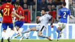 Gianluigi Buffon cometió un terrible error que acabó en gol para España [Video] - Noticias de sergio busquets